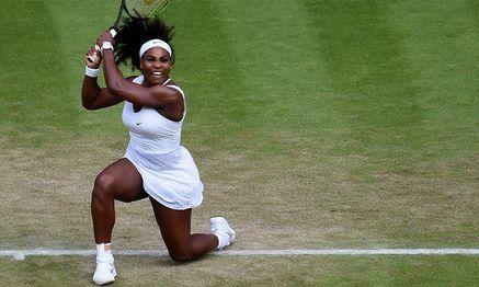 Serena Williams / Bild: (c) APA/EPA (ANDY RAIN)