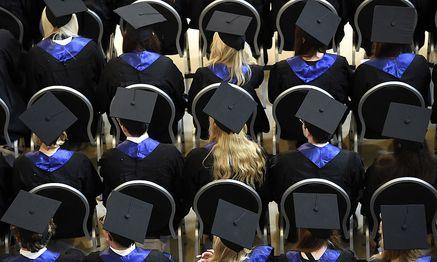 100 Prozent Akademiker / Bild: (c) REUTERS