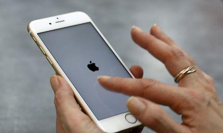 Beim Sensor drückt Apple kein Auge mehr zu. / Bild: REUTERS