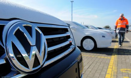 Themenbild VW / Bild: AFP
