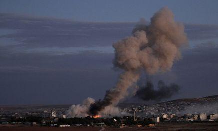IS geht nach Verstärkung für Verteidiger Kobanes in die Offensive  / Bild: APA/EPA (SEDAT SUNA)