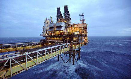 Am Ende geht es immer um das eine: um Öl / Bild: (c) REUTERS (POOL)