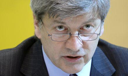 RZB-Vorstand Johann Strobl / Bild: (c) APA/HANS KLAUS TECHT (HANS KLAUS TECHT)