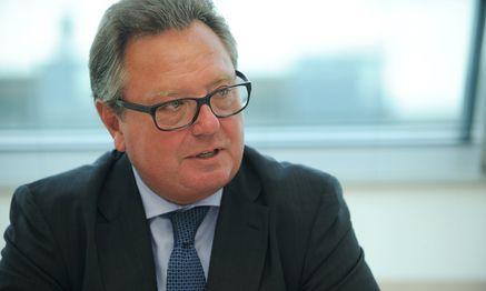Bernhard Hainz / Bild: (c) Die Presse (Clemens Fabry)