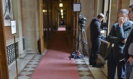 Parlament / Bild: (c) APA/HERBERT NEUBAUER (HERBERT NEUBAUER)