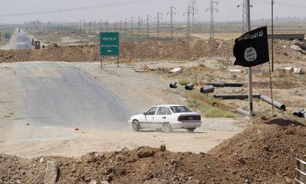 Bild: (c) REUTERS (STRINGER/IRAQ)