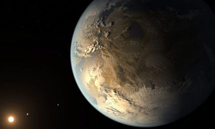 SPACE SCIENCE KEPLER 186F / Bild: APA/EPA/NASA/JPL-Caltech/T. Pyle