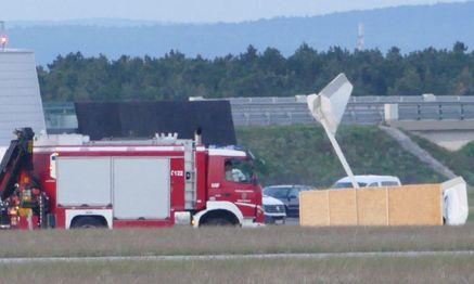 Zwei Tote bei Absturz eines Kleinflugzeuges / Bild: EINSATZDOKU.AT/PATRIK LECHNER