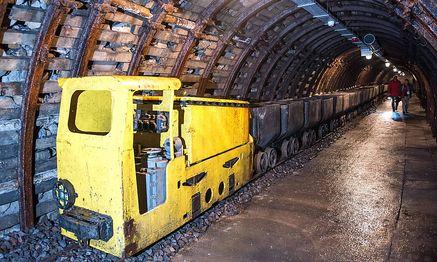 Archivbild eines Minenschachts in der polnischen Stadt Walbrzych. / Bild: (c) APA/EPA/MACIEJ KULCZYNSKI