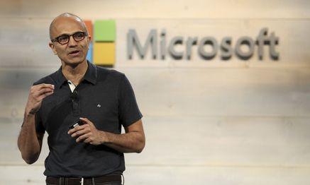 Microsoft-Chef Satya Nadella  / Bild: (c) REUTERS (ROBERT GALBRAITH)