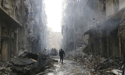 Symbolbild: Aleppo, Syrien / Bild: (c) REUTERS (� Stringer . / Reuters)