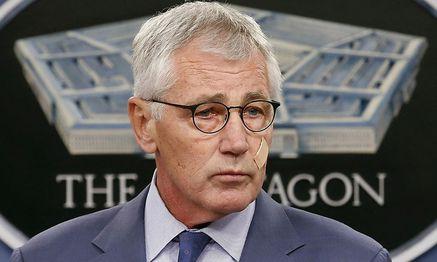 Verteidigungsminister Chuck Hagel /