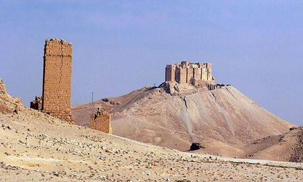 Palmyra / Bild: (c) REUTERS (NOUR FOURAT)