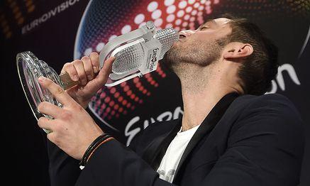 ESC-Sieger 2015: Mans Zelmerlöw / Bild: (c) APA (HELMUT FOHRINGER)