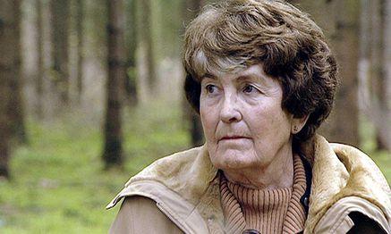 Käthe Recheis stand für die ORF-Doku ''Ein Kind des Widerstands'' vor der Kamera / Bild: (c) ORF (-)