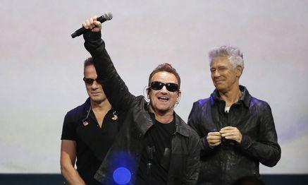 U2 / Bild: REUTERS