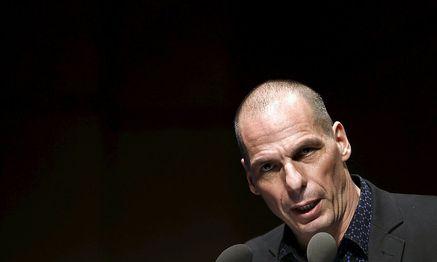 Griechchenlands Finanzminister Gianis Varoufakis / Bild: (c) REUTERS (ALKIS KONSTANTINIDIS)