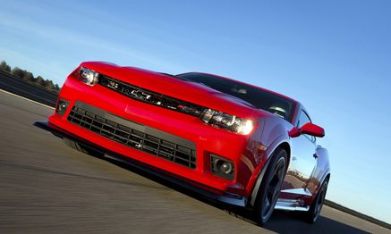 Bild: (c) Richard Prince/Chevrolet (Richard Prince)