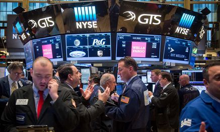 Bild: (c) Bloomberg (Michael Nagle)