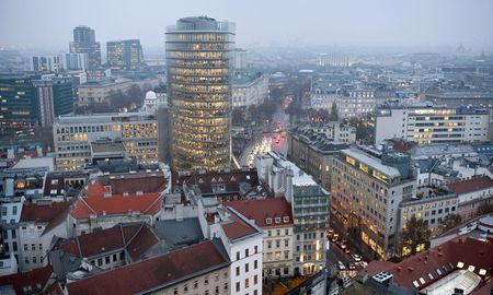 Bürogebäude in Wien / Bild: (c) Die Presse (Clemens Fabry)