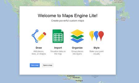 maps engine lite google l sst eigene karten basteln. Black Bedroom Furniture Sets. Home Design Ideas