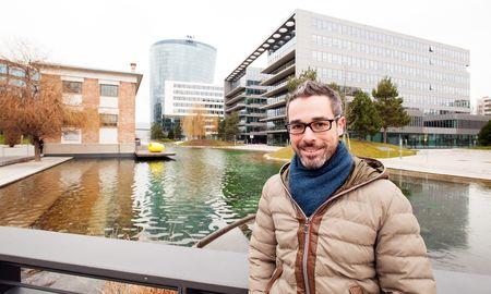 Ein Stadtviertel funktioniert auch wie eine Destination, meint Florian Felder. / Bild: (c) Dimo Dimov