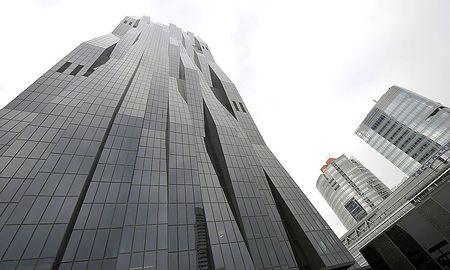 DC Tower / Bild: (c) APA/HANS PUNZ (HANS PUNZ)