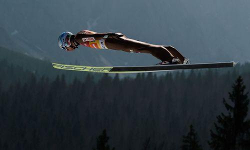 Skifliegen: Österreichs Team segelt am Podium vorbei