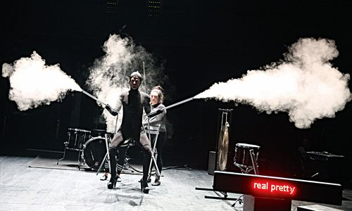 Futurismen. Ashbels Performance