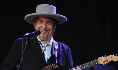 Dylan ist in Stockholm, hat aber keinen Kontakt zur Nobelpreisjury