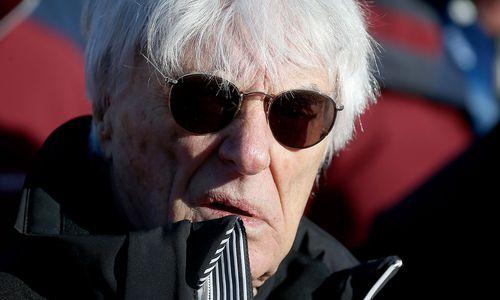 "Formel-1-Chef Bernie Ecclestone: ""Bin einfach weg"""