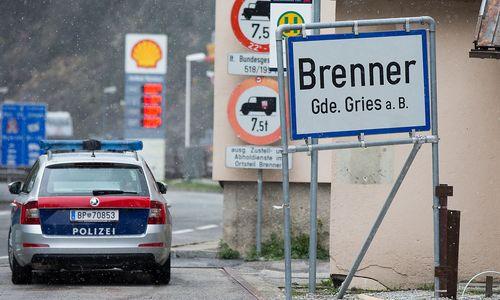 """Grenzkontrollen am Brenner bei """"auf Knopfdruck"""" möglich"""