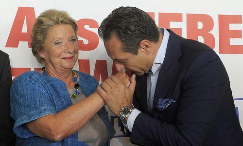 Wien-Wahl: Ursula Stenzel tritt für die FPÖ an