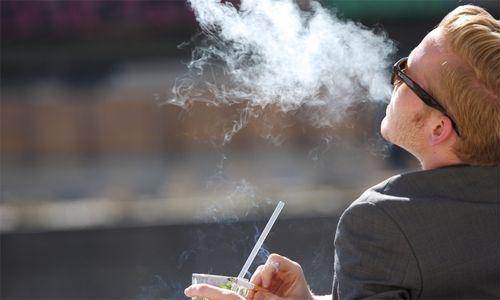 In den USA rauchen nur noch 15 Prozent