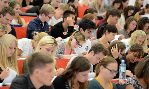 Studentenzahl steigt stetig weiter