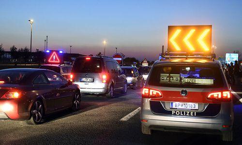 Schwerpunktaktion: Zwölf Festnahmen im Burgenland