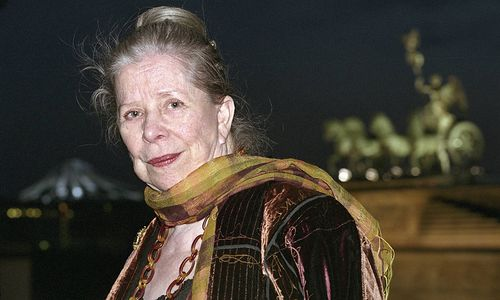 Brechts Tochter Barbara Brecht-Schall gestorben