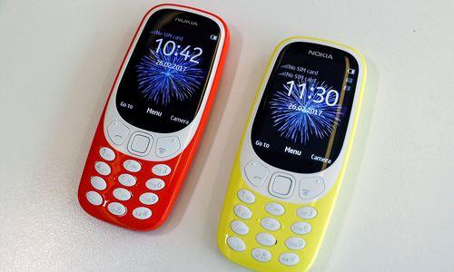 """Nokia 3310 kehrt mit dem Spiel """"Snake"""" zurück"""