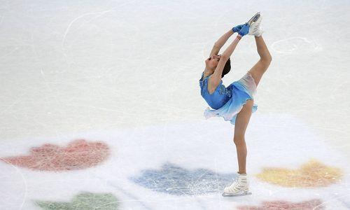 Eiskunstlauf-WM: Frank verpasst Kür deutlich