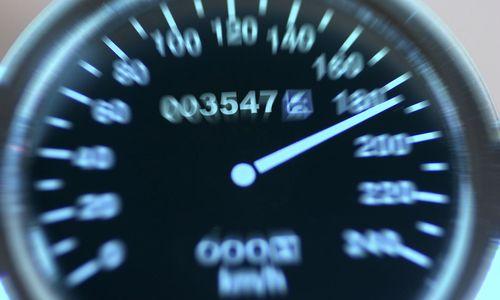 Raser auf Westautobahn mit 246 km/h gemessen