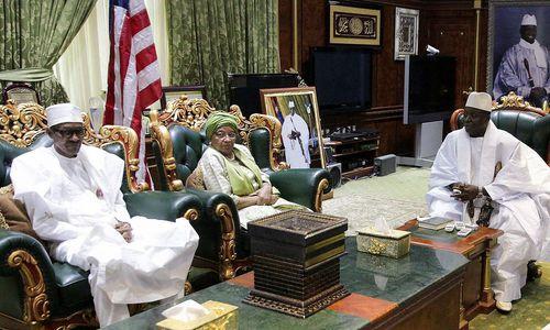 Gambias (Ex-)Präsident gegen den Rest der Welt