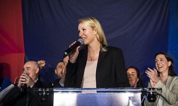 Marion Maréchal Le Pen, die Enkelin des Parteigründers