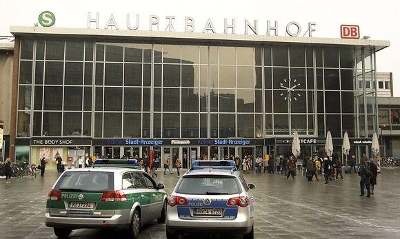 Archivbild: Der Bahnhof von Köln