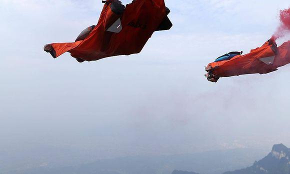 Symbolbild Wingsuit