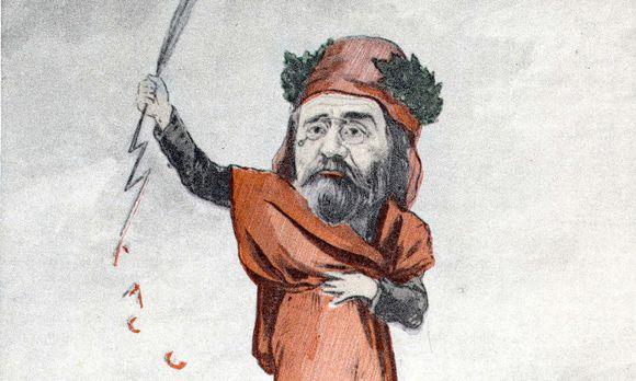 Der Federkiel als Donnerkeil: Emile Zola, der erste öffentliche Intellektuelle,
