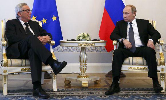 Die Presse: Никакой хитрой сделки по санкциям - только мир на Украине