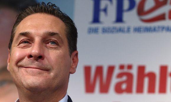 Heinz-Christian Strache: FPÖ-Chef seit zehn Jahren.