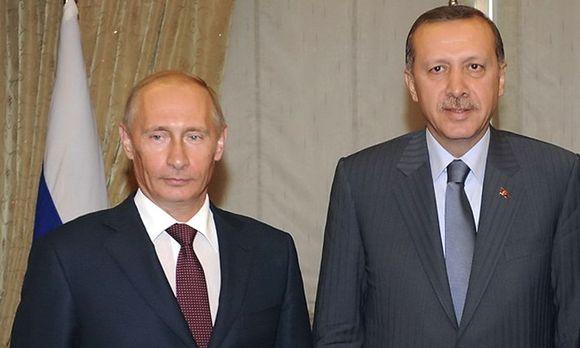 Пресс-секретарь Эрдогана подтвердил, что тот написал письмо Путину с сожалениями о сбитом самолете - Цензор.НЕТ 2595