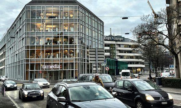 schweizer tamediagruppe steigt bei quotheutequot ein