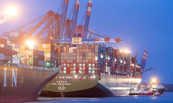 Lichtblicke in der Containerschiffahrtsbranche bleiben rar.